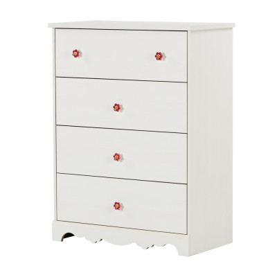 Commode 4 tiroirs Lily Rose