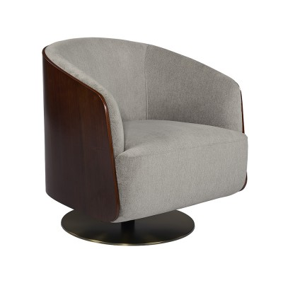 Chaise pivotante Arnelle
