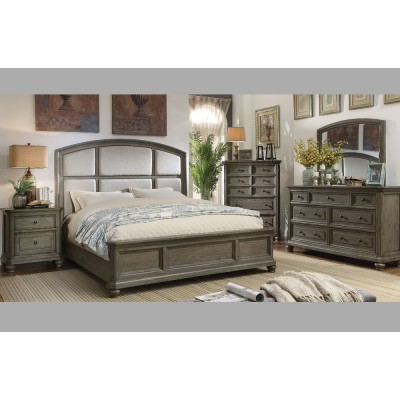 Alyssa King 6pcs. Bedroom Set