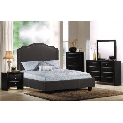 Angela Queen 6pcs. Bedroom Set