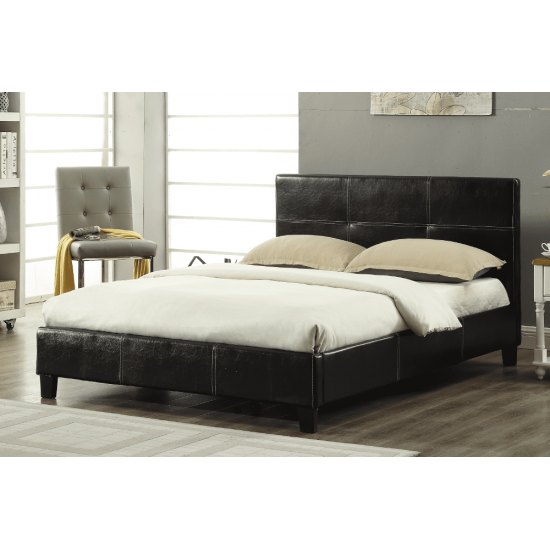 King Bed T2358 (Espresso)