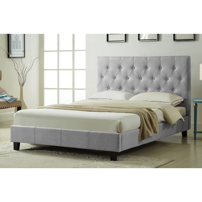 Full Bed T2366 (Grey)