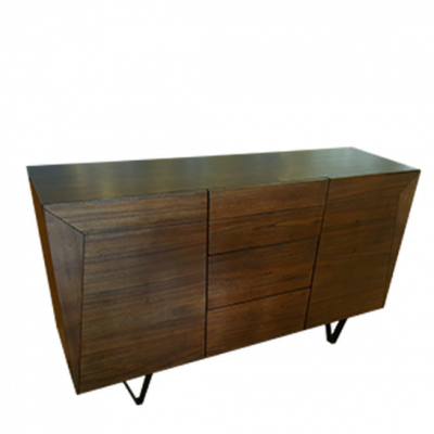 Croft Sideboard (Dark Brown)