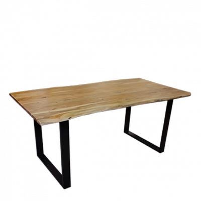 Freeform Dining Table (Natural)