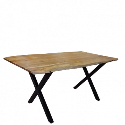 Table a diner Freeform (Naturel)