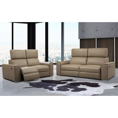 Power Reclining Sofa 3046
